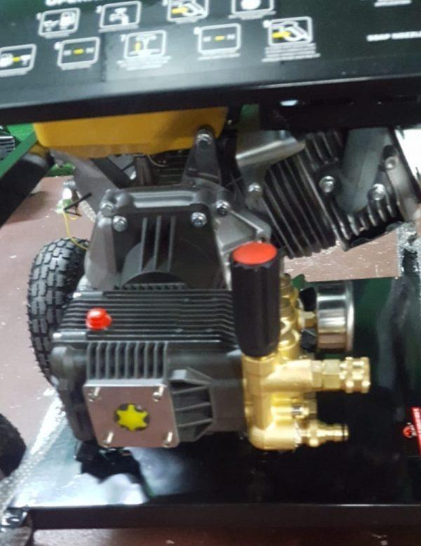 Hidrolimpiadora de gasolina BRACOG 18G36-15A.