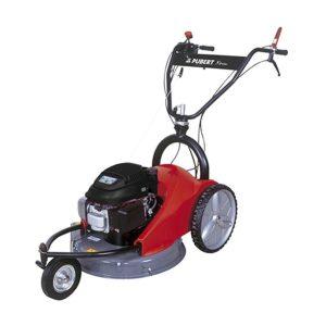 Desbrozadora de ruedas de gasolina PUBERT XTREM 65H.