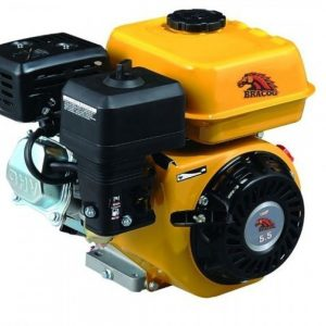 Motor de gasolina OHV.