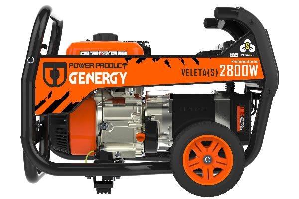 Generador GENERGY VELETA-S.