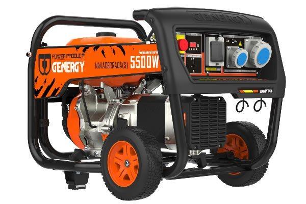 Generador GENERGY NAVACERRADA-S.
