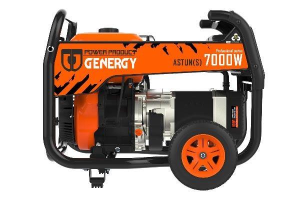 Generador GENERGY ASTUN-S.