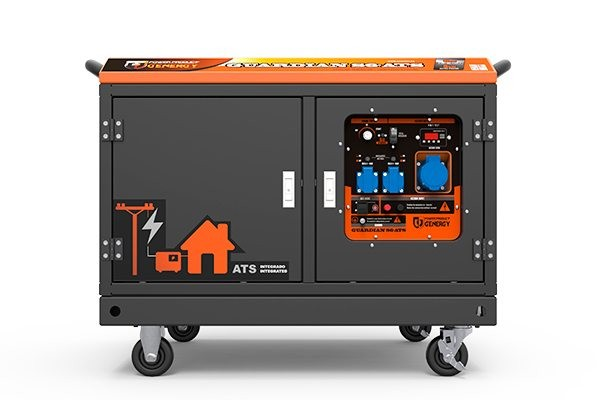 Generador insonorizado GENERGY GUARDIAN S6-ATS.