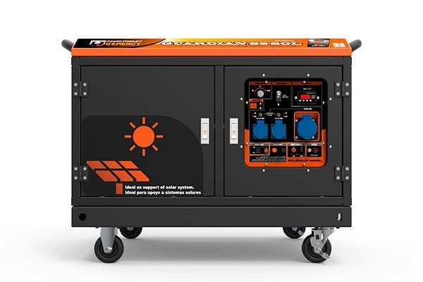 Generador insonorizado GENERGY GUARDIAN S6-SOL.