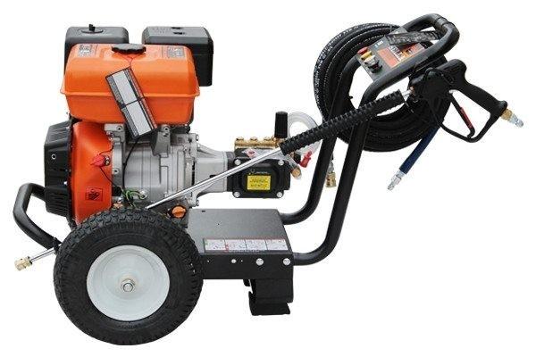 Hidrolimpiadora de gasolina PROFESIONAL.
