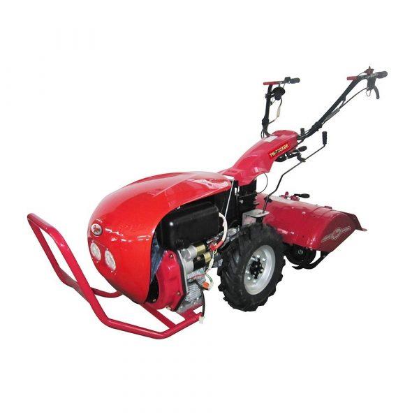 Motocultor diesel.
