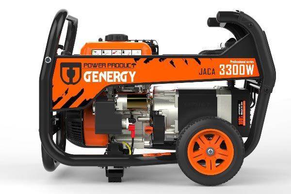 Generador GENERGY JACA.