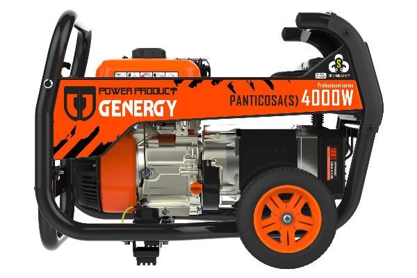 Generador GENERGY PANTICOSA-S.