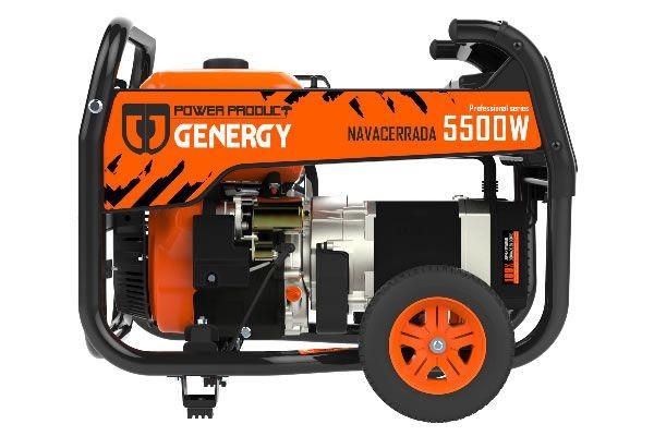 Generador GENERGY NAVACERRADA.