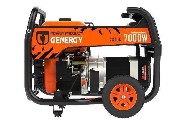 Generador GENERGY ASTUN.