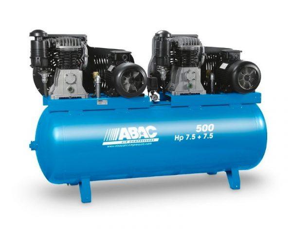 Compresor ABAC PRO B6000 500 T7,5.