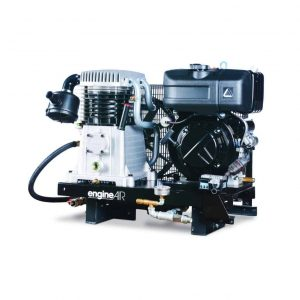 Compresor ABAC ENGINEAIR 11 DIESEL.