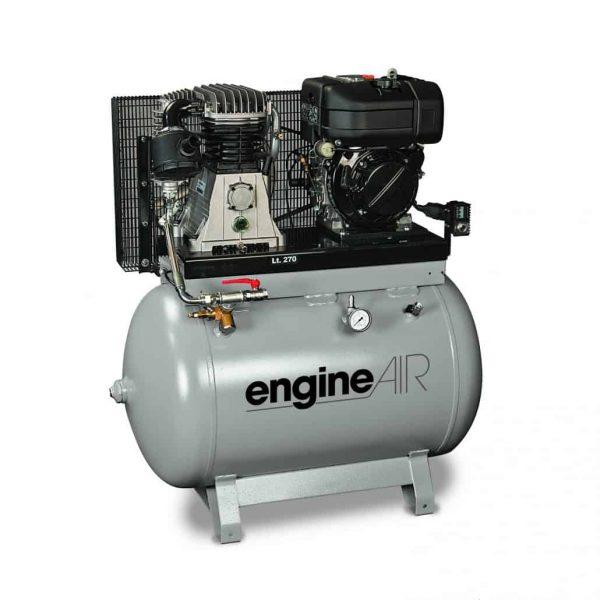 Compresor ABAC ENGINEAIR 11/270 DIESEL.