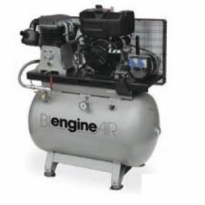 Compresor ABAC BI ENGINEAIR 11/270 DIESEL 2KVA.