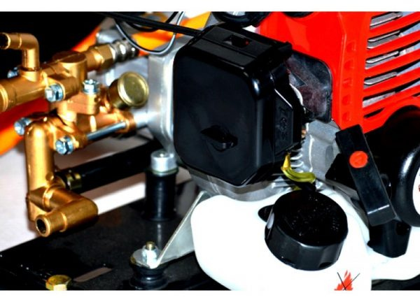 Grupo pulverización BRACOG OS-P980.