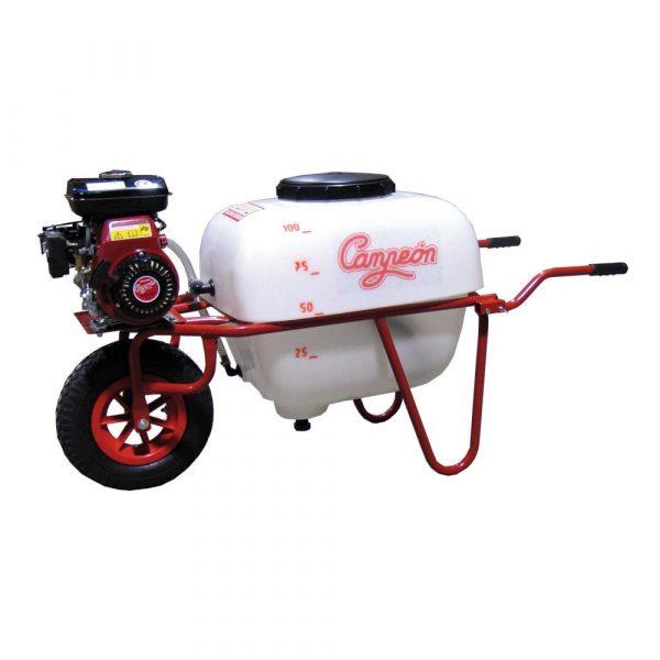 Carretilla pulverizadora CAMPEON CP4-1001.