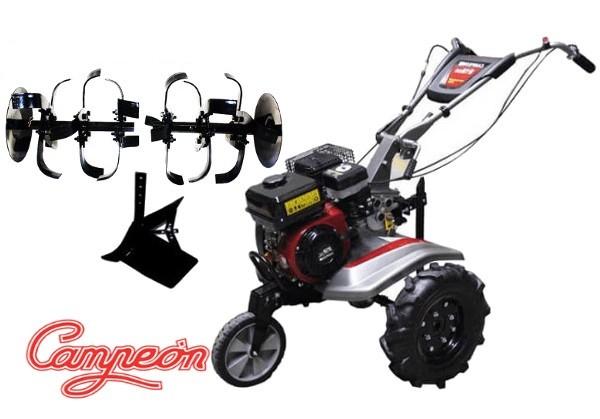 """Motoazada CAMPEON TM-500G2R """"PRO""""."""