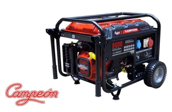Generador CAMPEON CT-8000A-3 (TRIFASICO).